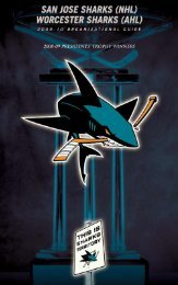 San Jose Sharks - NHL.com