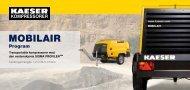 MOBILAIR Flyer - KAESER Kompressorer