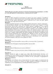 Domande e Risposte - FNM