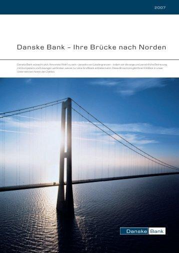 Danske Bank – Ihre Brücke nach Norden