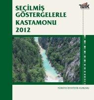 KASTAMONU - Türkiye İstatistik Kurumu