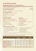 preisliste der kur- und wellnessprogramme 2013 - Tree Of Life - Page 5