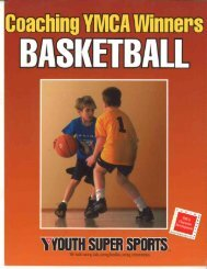 Coaching Basketball - 8 to 16 year olds