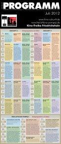 Troika-Kinoprogramm Juli 2012 - Kino Zukunft - Seite 2