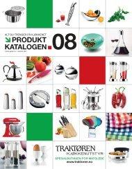 08 PRODUKT KATALOGEN - Traktøren