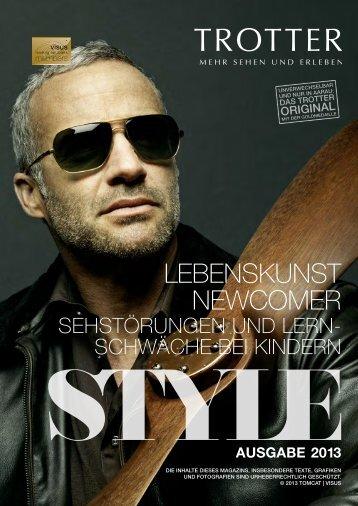 style 2013 - Brillen-Trotter AG, Aarau