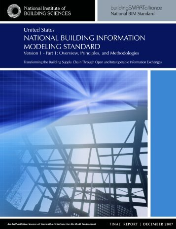 National Building Information Modeling Standard Version 1 - Part 1 ...