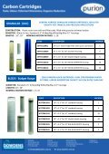 Cartridge Filters and housing Brochures - Page 5