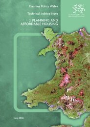 TAN 2: Planning and Affordable Housing (PDF 255kb)