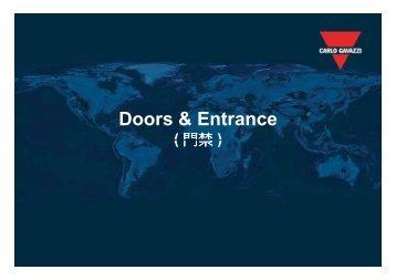 Doors & Entrance