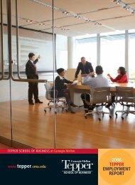 MBA full-time - Carnegie Mellon University