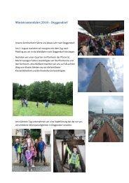 Text und Bilder Simon Niederle (bitte hier  klicken - Pfarrei-Zeitlarn.de