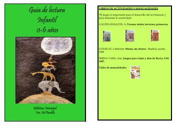 Guia de lectura infantil 0-6 años.pub
