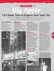 CSA Study Tour to Explore New York City - Costume Society of ...