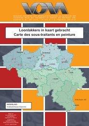 Loonlakkers in kaart gebracht Carte des sous-traitants en ... - Vom