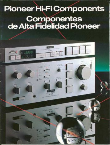 Page 1 Page 2 Page 3 The Sounds ofthe Future - only from Pioneer ...