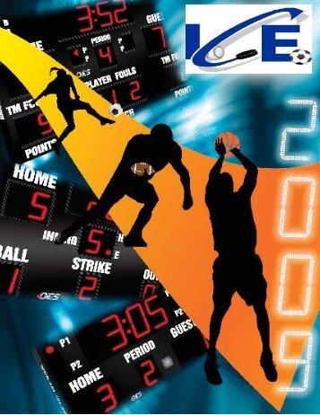 Score Boards - ICE Marketing & Consulting Ltd