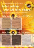 Akce – laminátové podlahy - AU-MEX - Page 2