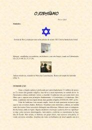 Judaísmo1 - estef