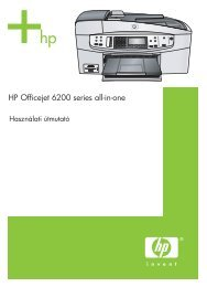 HP Officejet 6200 series all-in-one