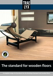 The standard for wooden floors