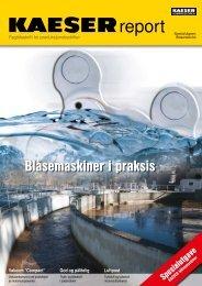 report - KAESER Kompressorer