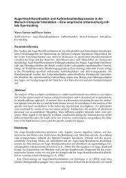 Mensch-Maschine-Systeme für Anfänger - allgemeine-psychologie ...
