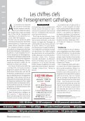 Les chiffres clefs de l'enseignement catholique - ECA ... - Page 2