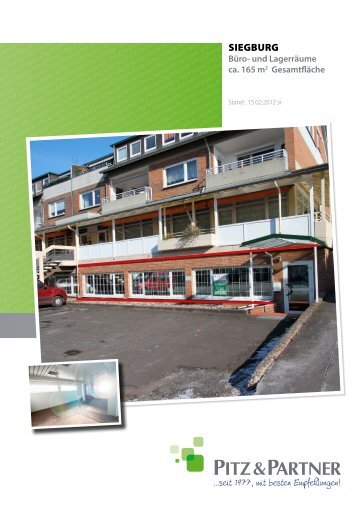 Dachgeschoss-Wohnung mit Blick auf den ... - Pitz & Partner