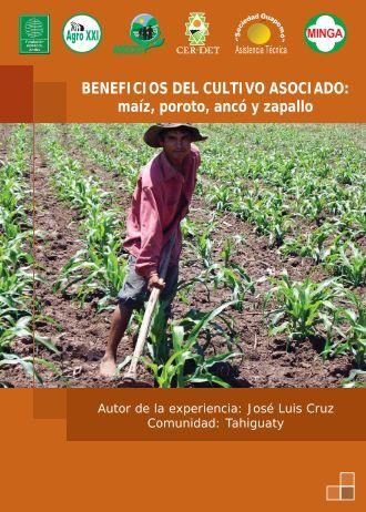 beneficios cultivo asociado