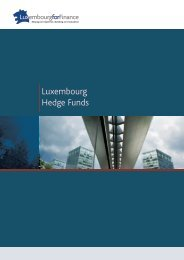 Luxembourg Hedge Funds - Alfi