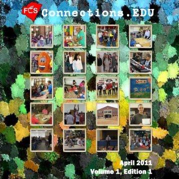Connections.EDU April 2011 - Franklin County Schools