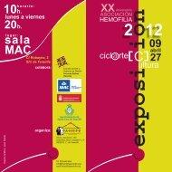 Celebración XX Aniversario AHETE - Hemofilia
