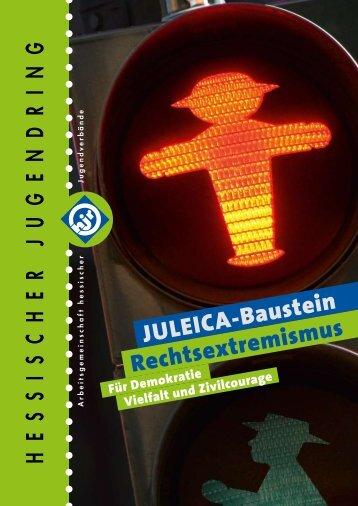 Juleica-Baustein Rechtsextremismus - Hessischer Jugendring