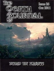 3 - Le Monde de Greyhawk