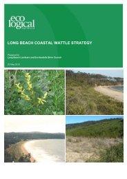 Long Beach Coastal Wattle Strategy - Southern Rivers Catchment ...
