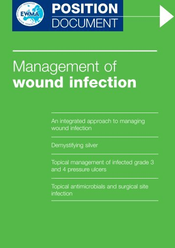 Management of wound infection - EWMA