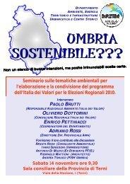 Seminario sulle tematiche ambientali per l ... - Ablaweb.com