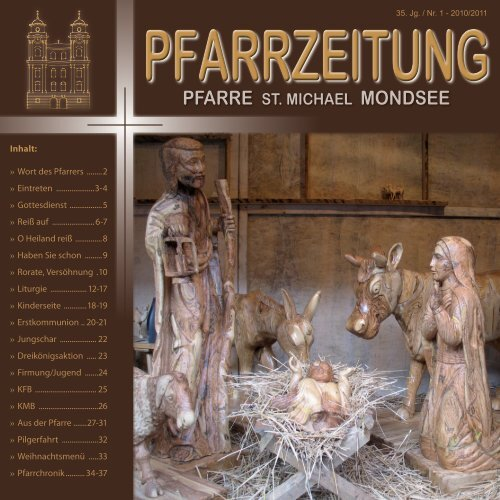 PFARRE ST. MICHAEL MONDSEE