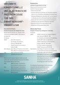 DAS SANHA®-NIROSAN®-PRESSSYSTEM FREIE WAHL DER ... - Seite 4