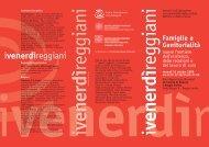scarica il programma - Comune di Reggio Emilia