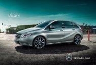 Clase B - Mercedes-Benz España