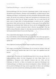Kapitel 4 Zweiter Teil Eine außergewöhnliche Heilung