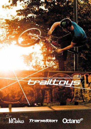 trailtoys Katalog 2012