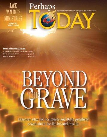 Beyond the Grave - Jack Van Impe Ministries