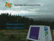 Suomen Suunnistusliitto ry