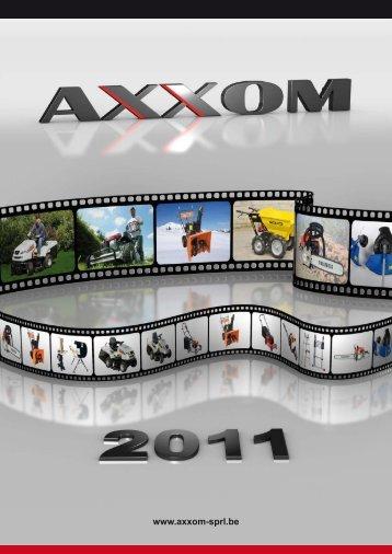 Axxom International SPRL