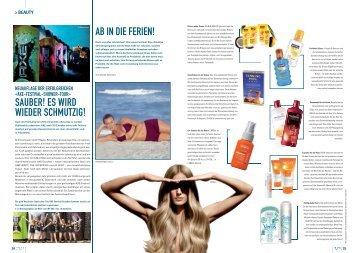 Beauty 06-2012.indd - Trend Magazin