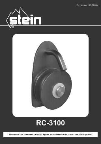 RC-3100 - stein usa