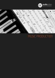 Download PDF - Audiocation Audio Akademie